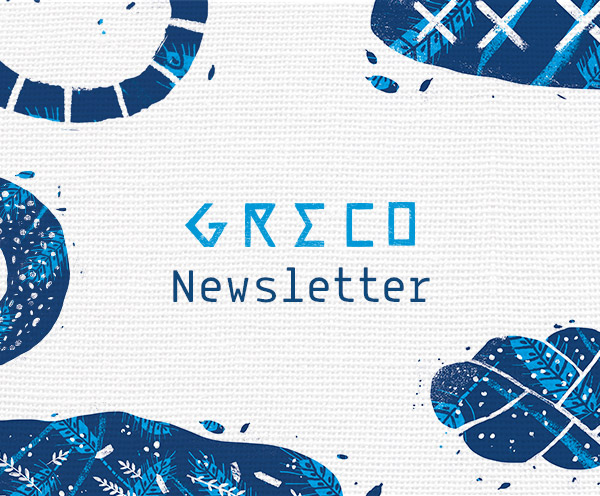 Get registered for the newsletter