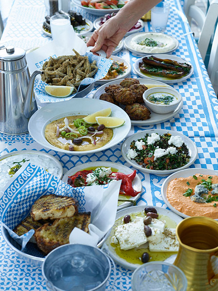 An Introduction to Greek Cuisine